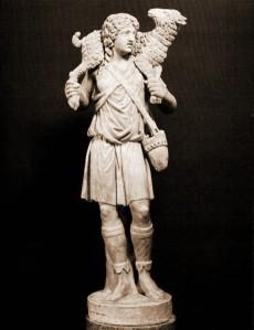 Del útero a la cruz: los orígenes neolíticos del cristianismo.