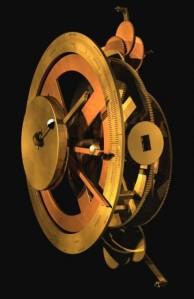 Reproducción del Mecanismo de Antikythera